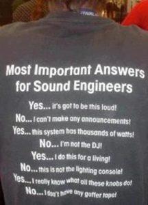 كتاب المبادئ الاساسية للهندسة الصوتية